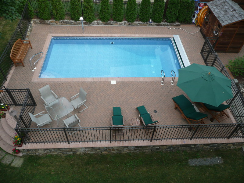 residential swimming pool design and municipal code review and